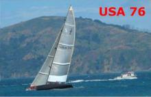Sail a Piece of America's Cup History